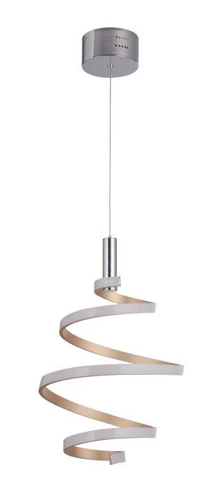 P817MG-LED LED Mini Pendant Matte Gold