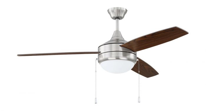 """Phaze 3 Blade 52"""" Ceiling Fan with Blades and Light Kit"""