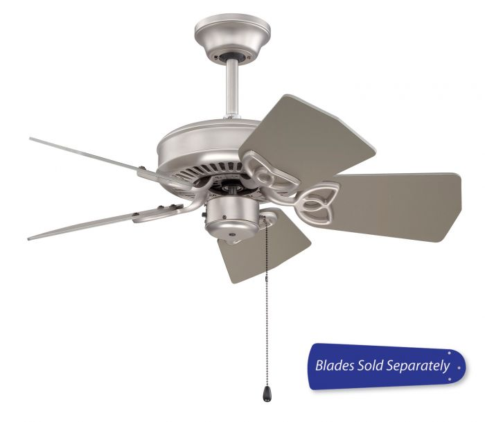 "Piccolo 30"" Ceiling Fan (Blades Sold Separately)"