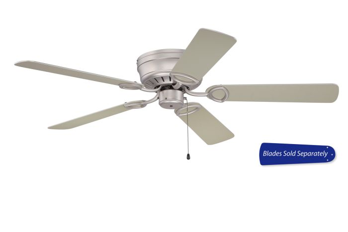 "Pro Universal Hugger 52"" 52"" Ceiling Fan (Blades Sold Separately)"
