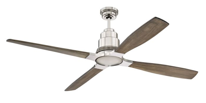 "Ricasso 60"" Ceiling Fan (Blades Sold Separately)"