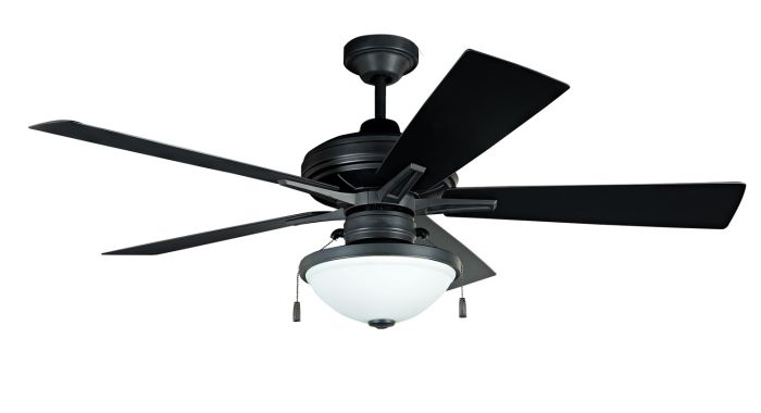 RVF52ABZ5 Ceiling Fan (Blades Included) Aged Bronze Brushed