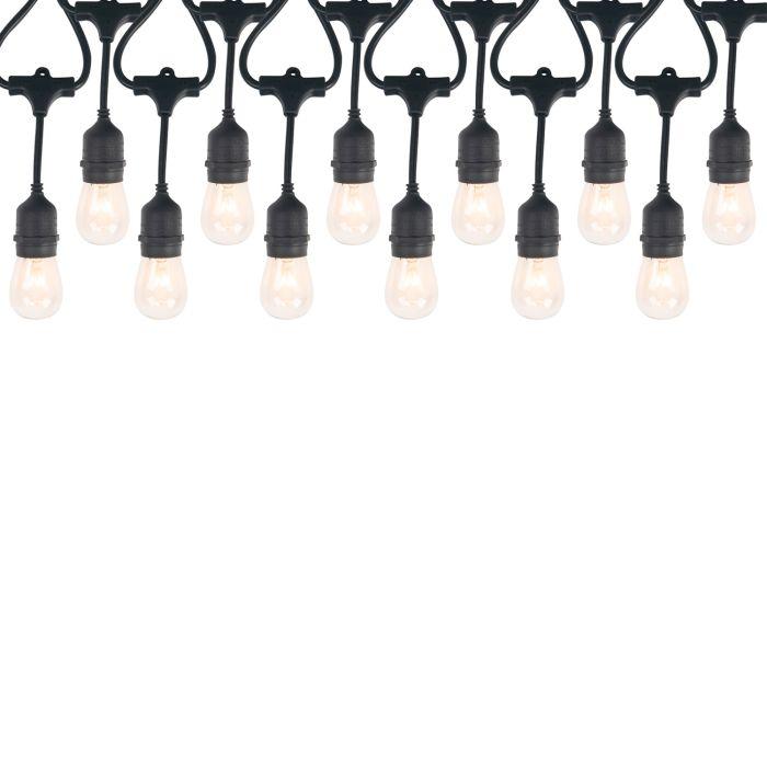SL1024-FB String light Flat Black