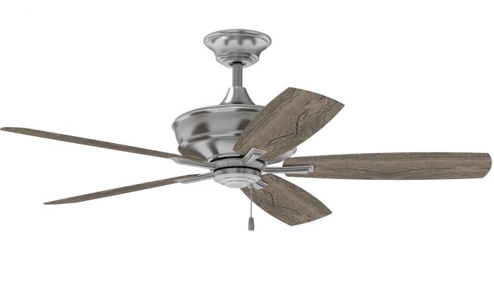 """Sloan 56"""" Ceiling Fan with Blades and Light Kit"""