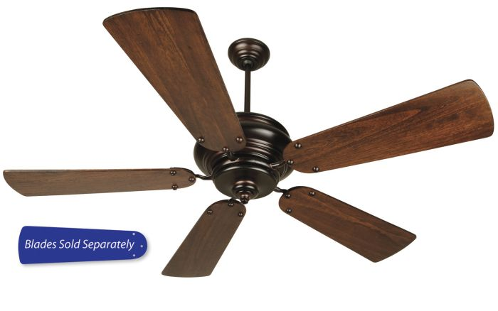 """Townsend 52"""" Ceiling Fan (Blades Sold Separately)"""