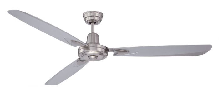 """Velocity 58"""" Ceiling Fan with Blades"""