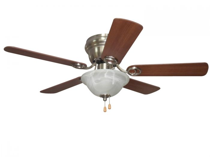"""Wyman Bowl Kit 42"""" Ceiling Fan with Blades and Light Kit"""