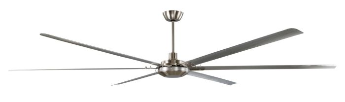 "Windswept 102"" 102"" Ceiling Fan with Blades"