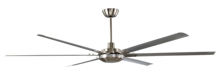 """Windswept 78"""" 78"""" Ceiling Fan with Blades"""