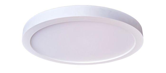 X9206-W-LED LED Flushmount White