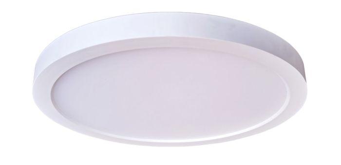X9207-W-LED LED Flushmount White