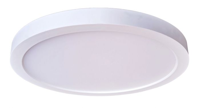 X9209-W-LED LED Flushmount White