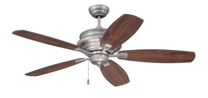"""Yorktown 52"""" Ceiling Fan with Blades"""