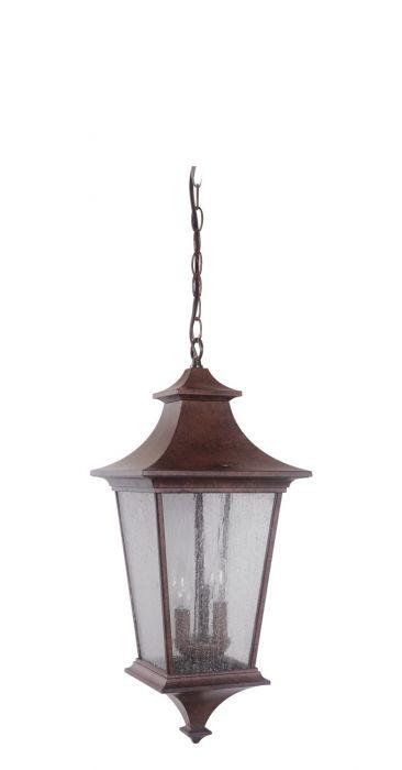 Argent 3 Light Pendant