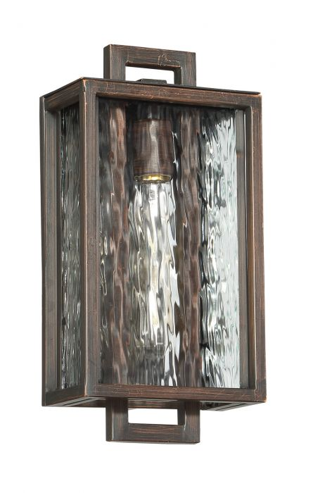 Z9802-ABZ Wall Mount Aged Bronze Brushed