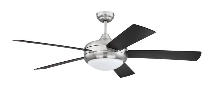 CRO52BNK5LKRCI Ceiling Fan (Blades Included) Brushed Polished Nickel
