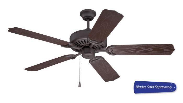 """Porch Fan 52"""" Ceiling Fan (Blades Sold Separately)"""